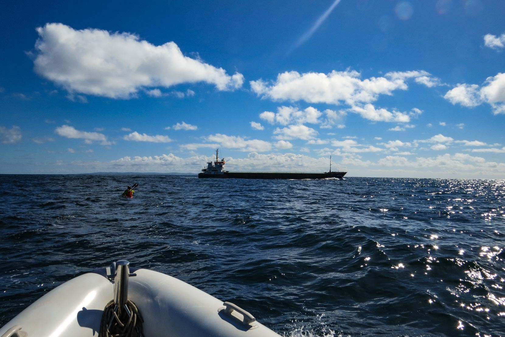The Celtic Crossing » From the Scilly Isles to Sennen